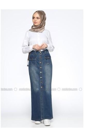 دامن جین زنانه
