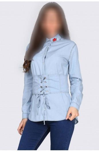 پیراهن مدل دار زنانه