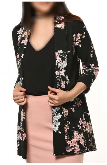 کت گلدار زنانه