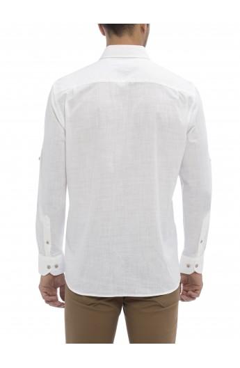 پیراهن جیبدار مردانه