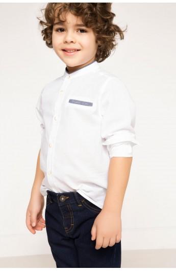 پیراهن جیب دار پسرانه