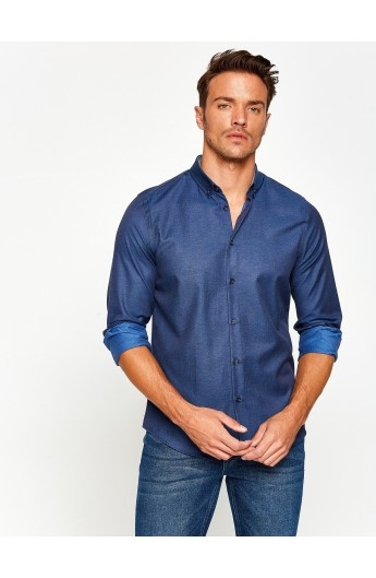 پیراهن یقه دیپلمات مردانه