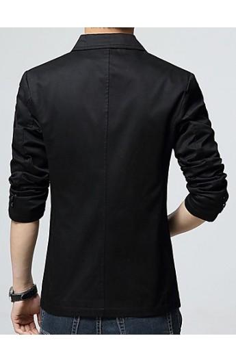 کت تک دکمه ای مردانه