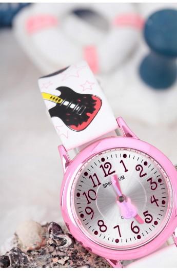 ساعت طرحدار دخترانه