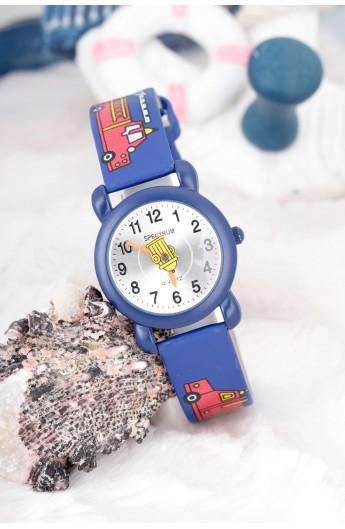 ساعت طرحدار پسرانه