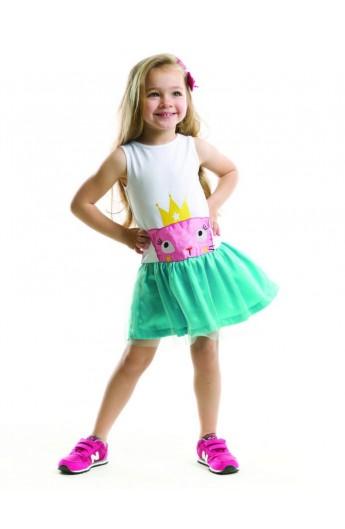 پیراهن پرنسسی کدی دخترانه