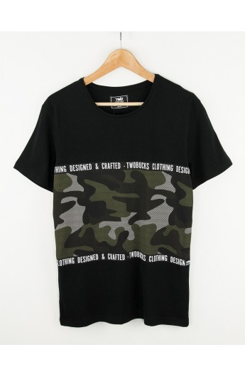 تیشرت ارتشی مردانه