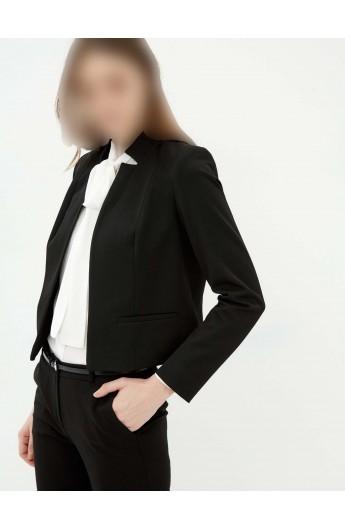 کت یقه مدل دار زنانه
