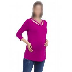 بلوز بارداری مدل دار زنانه