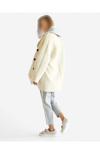 کت پشمی مصنوعی زنانه