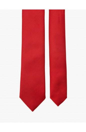 کراوات قرمز زنانه