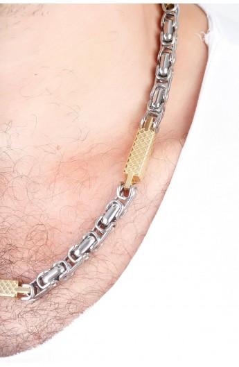 گردنبند زنجیری مردانه