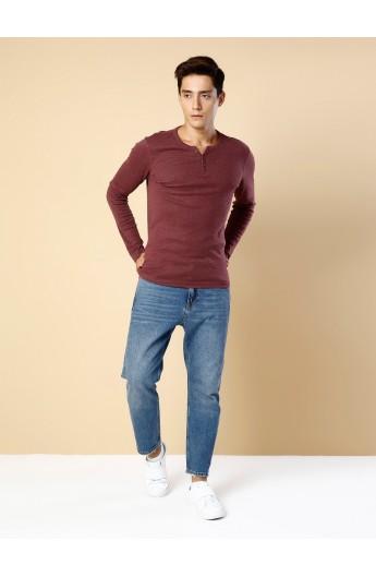 تیشرت آستین بلند اسپرت مردانه