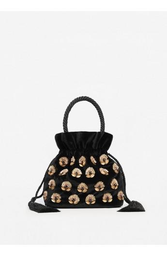 کیف گلدار زنانه