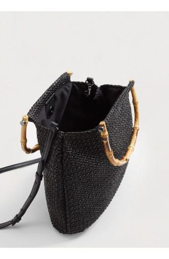 کیف دسته طلایی زنانه