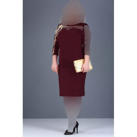 پیراهن مجلسی مدل دار زنانه