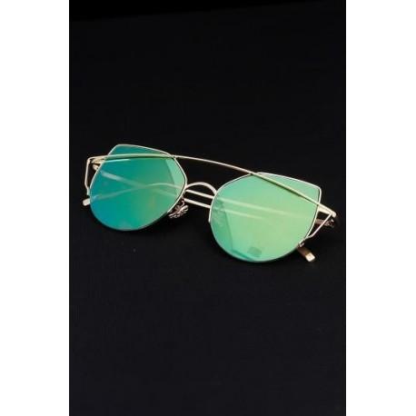 عینک آفتابی مدل دار زنانه
