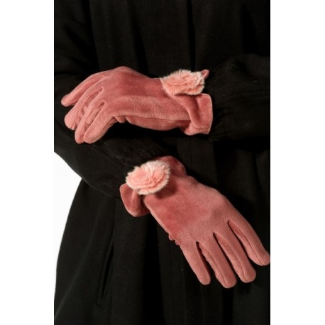 دستکش مدل دار زنانه