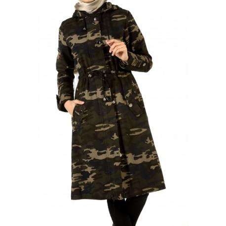 پالتو ارتشی زنانه