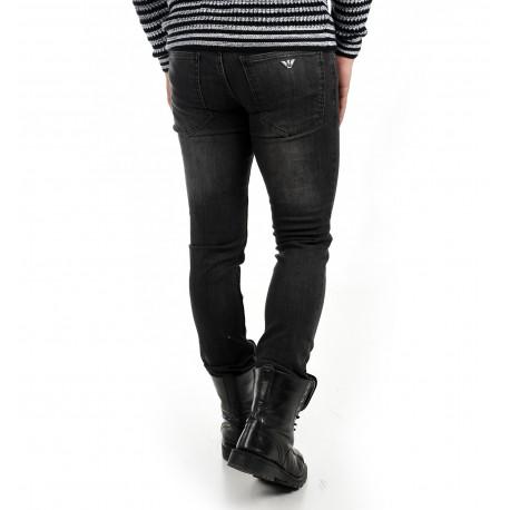 شلوار جین سایه دار مردانه