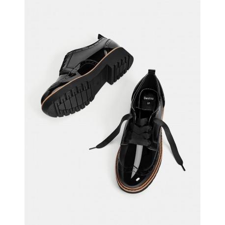 کفش براق زنانه