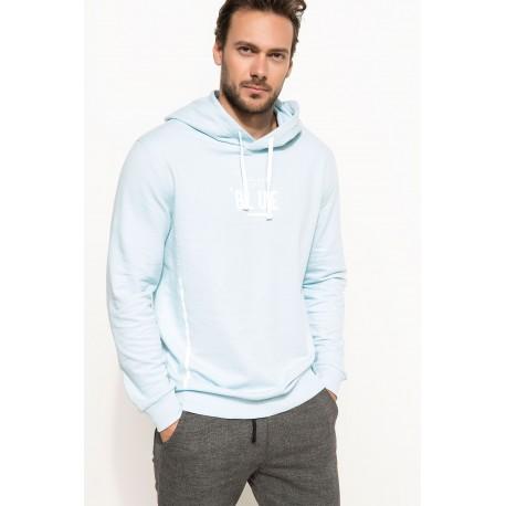 سویشرت آبی مردانه