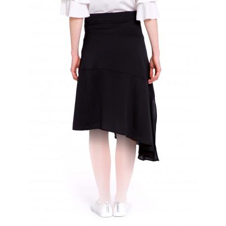 دامن زیپی زنانه