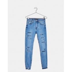 شلوار جین سنگشور زنانه