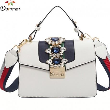 کیف سفید زنانه