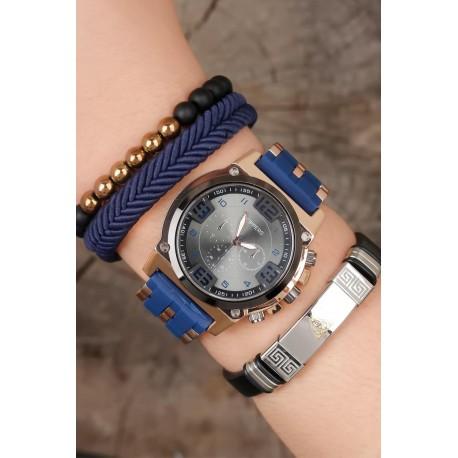 ست ساعت دستبنداسپرت مردانه