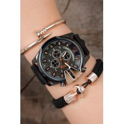ست ساعت دستبند اسپرت مردانه