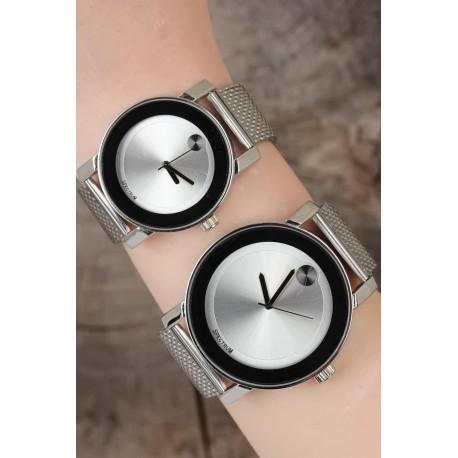 ست ساعت دستبند زنانه مردانه