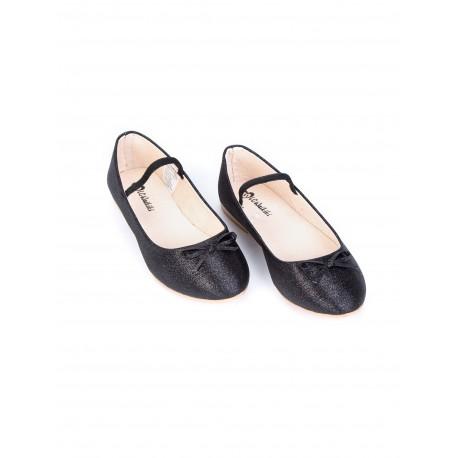 کفش مشکی دخترانه