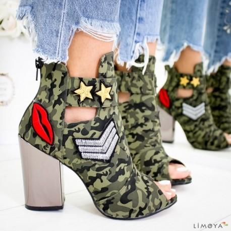 صندل ارتشی زنانه