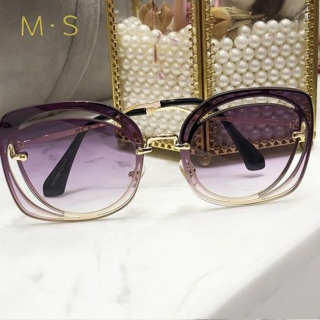 عینک آفتابی قاب فلزی