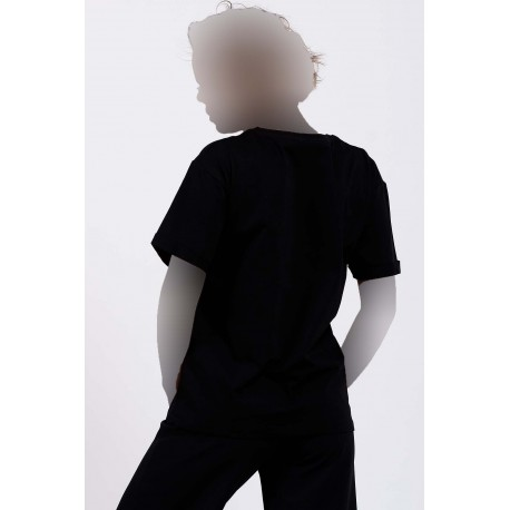 تیشرت مشکی زنانه