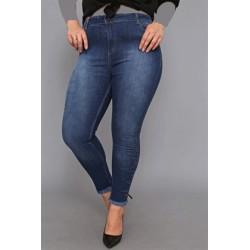 شلوار جین سایز بزرگ