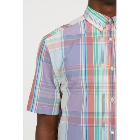 پیراهن چهارخانه مردانه
