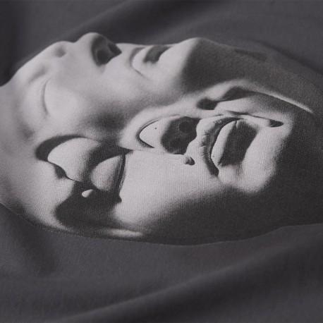 تی شرت مردانه طرح سه بعدی چهره