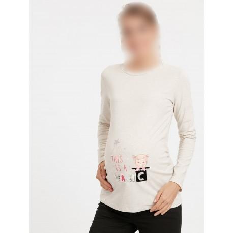تیشرت حاملگی جدید