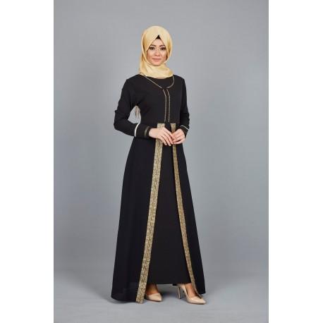 لباس زنانه مانتو مجلسی اسلامی خرید لباس جدید ارزان