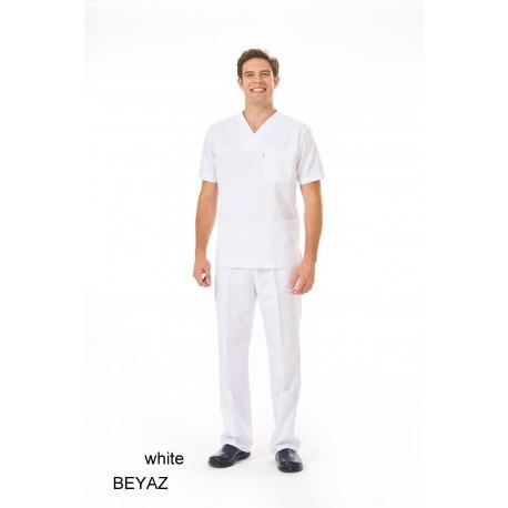 ست روپوش بیمارستان مردانه