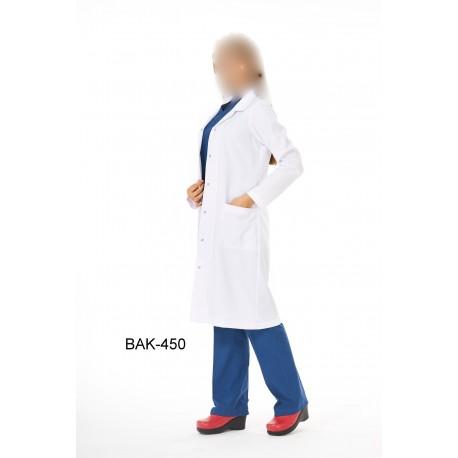 روپوش پزشکی بلند زنانه