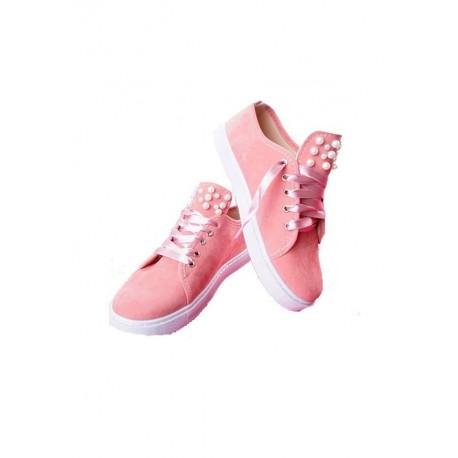 کفش ورزشی مرواریدی زنانه