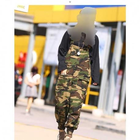 شلوار پیش بندی مدل ارتشی