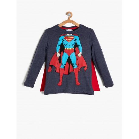 تی شرت طرح سوپرمن پسرانه