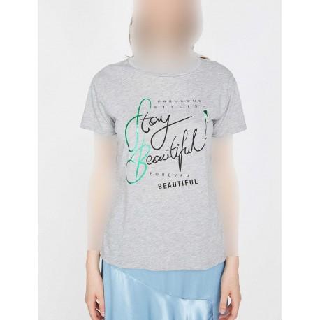 تی شرت آستین کوتاه زنانه
