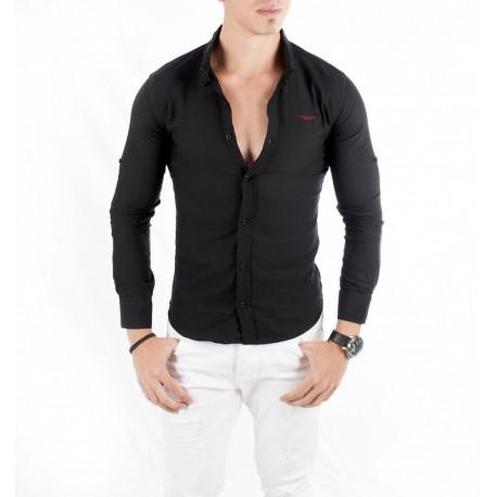 پیراهن مشکی مردانه شیک