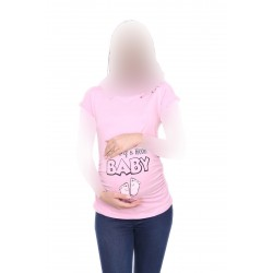 تیشرت حاملگی عروسکی