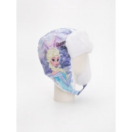 کلاه طرح السا دخترانه